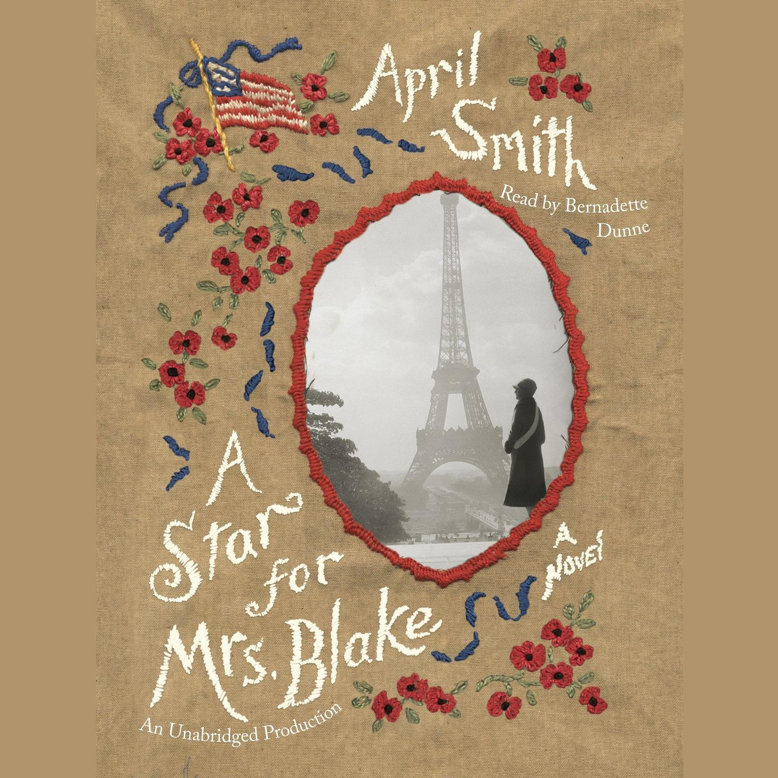 Printable A Star for Mrs. Blake: A novel Audiobook Cover Art