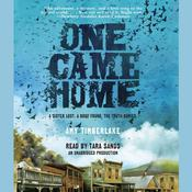 One Came Home Audiobook, by Amy Timberlake