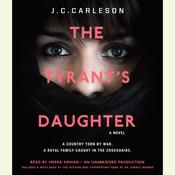 The Tyrants Daughter Audiobook, by J. C. Carleson