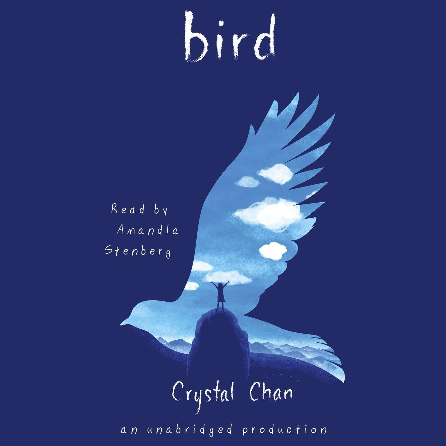 Printable Bird Audiobook Cover Art