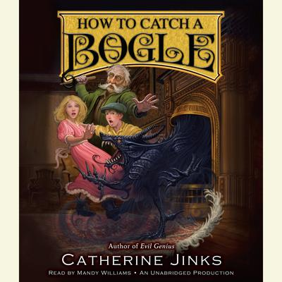 How to Catch a Bogle Audiobook, by Catherine Jinks