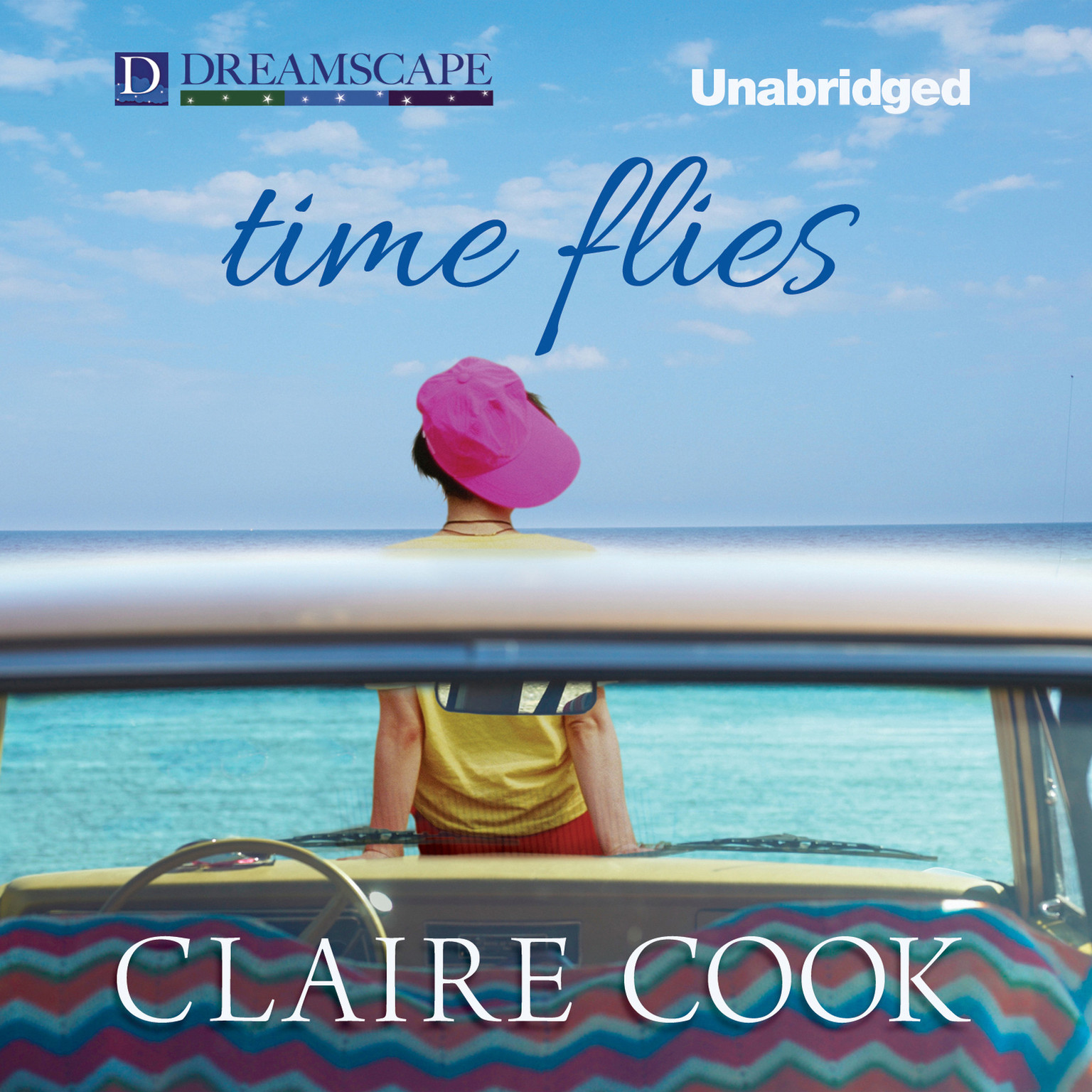 Printable Time Flies Audiobook Cover Art