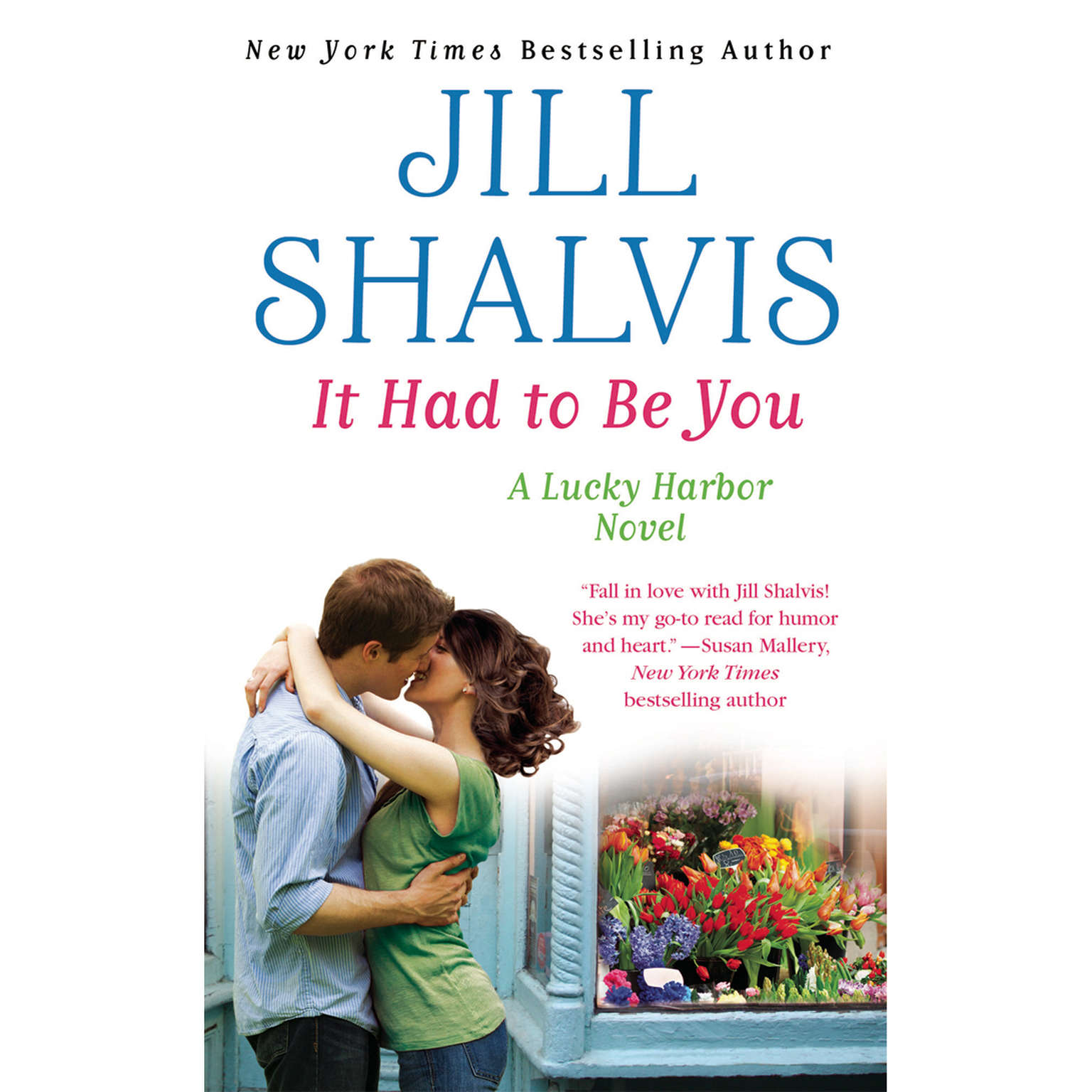 Printable It Had to Be You Audiobook Cover Art