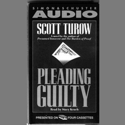 Printable Pleading Guilty Audiobook Cover Art