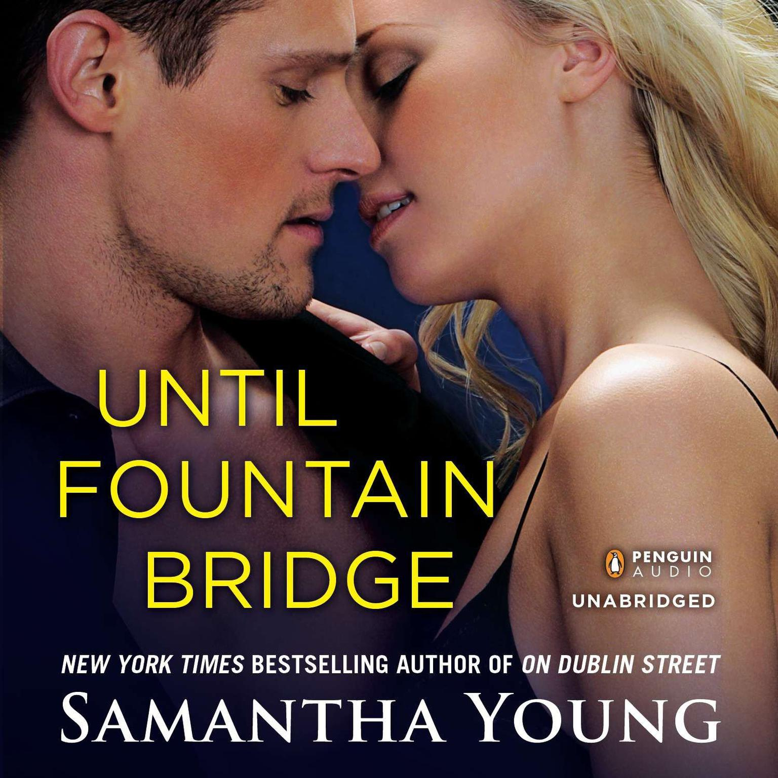 Printable Until Fountain Bridge Audiobook Cover Art