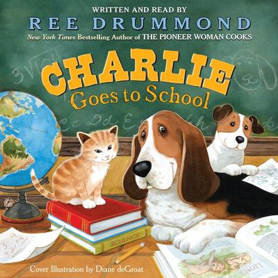 Charlie Goes to School Audiobook, by