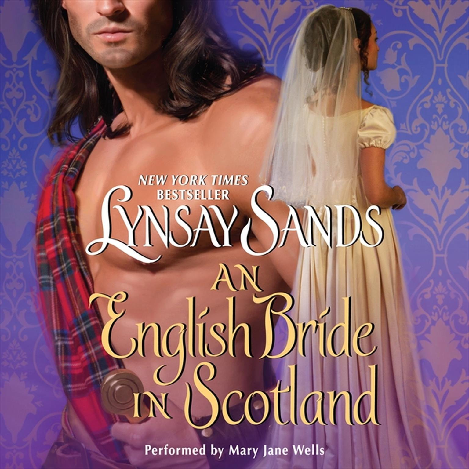 Printable An English Bride in Scotland Audiobook Cover Art