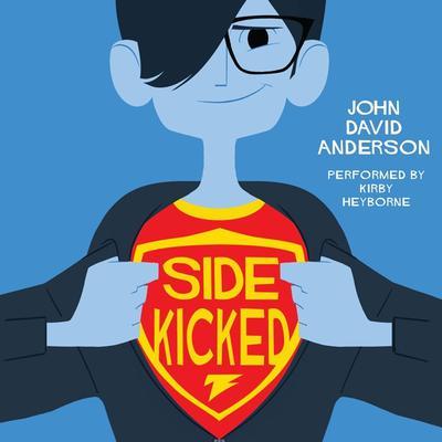 Sidekicked Audiobook, by