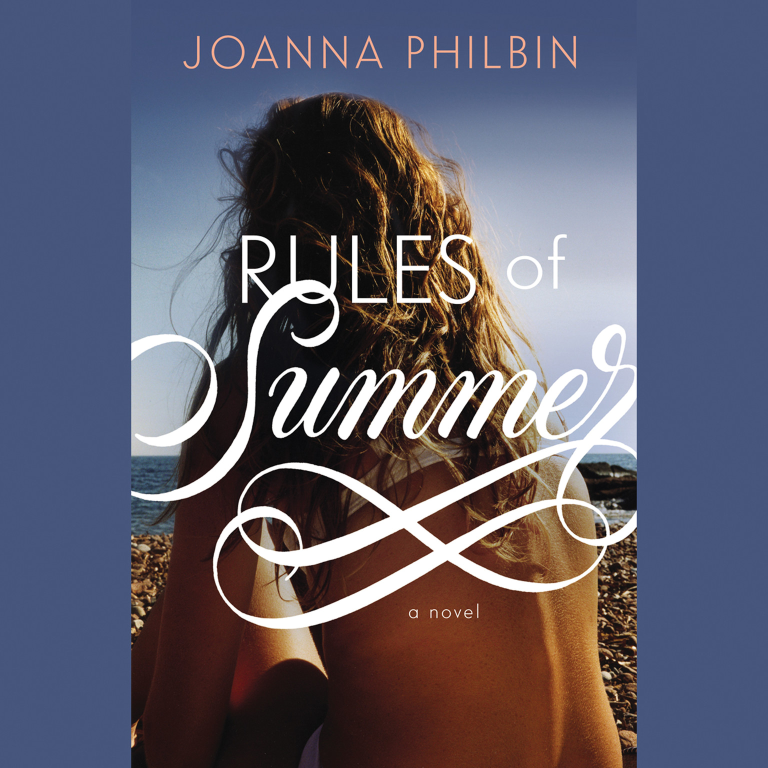 Printable Rules of Summer Audiobook Cover Art