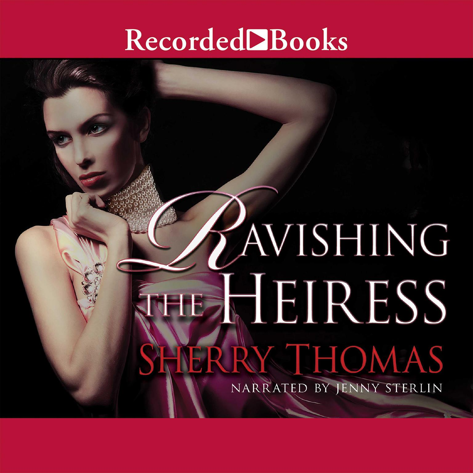 Printable Ravishing the Heiress Audiobook Cover Art