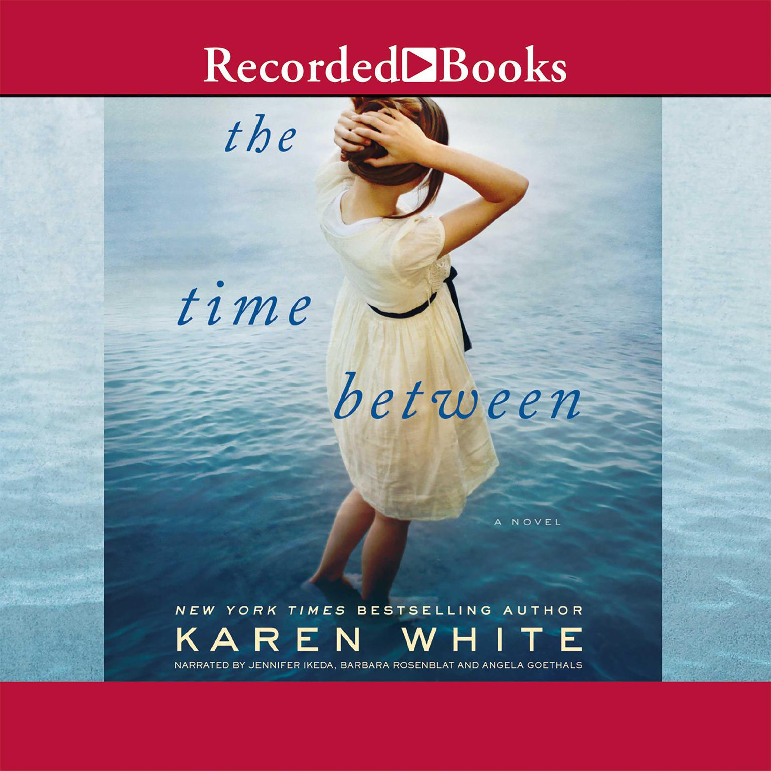 Printable The Time Between Audiobook Cover Art