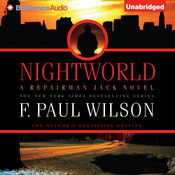 Nightworld Audiobook, by F. Paul Wilson