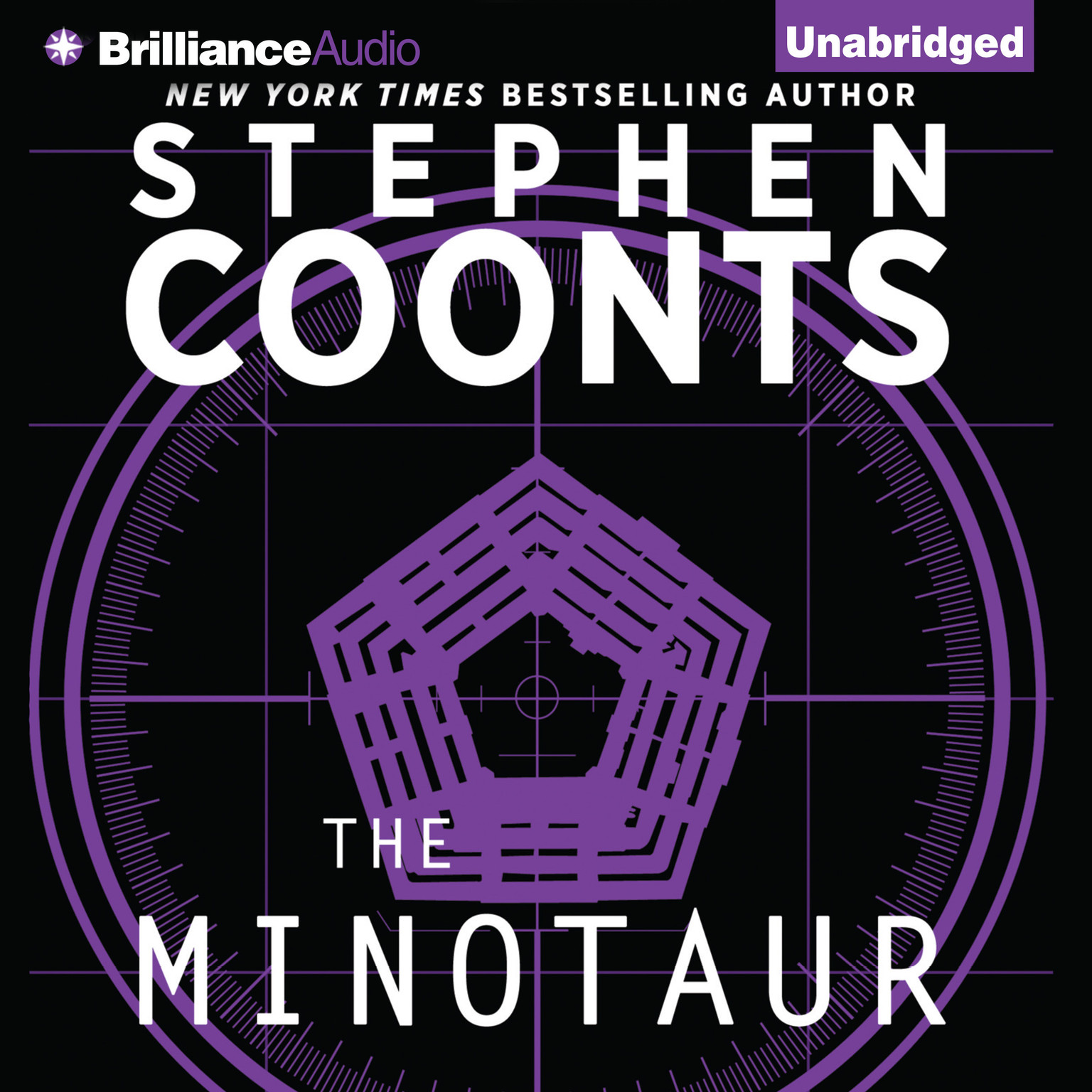 Printable The Minotaur Audiobook Cover Art