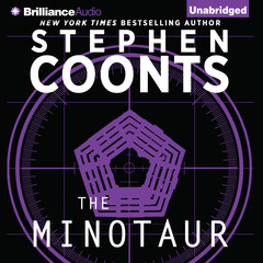 The Minotaur Audiobook, by Stephen Coonts
