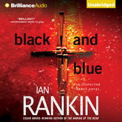 Black and Blue, by Ian Rankin