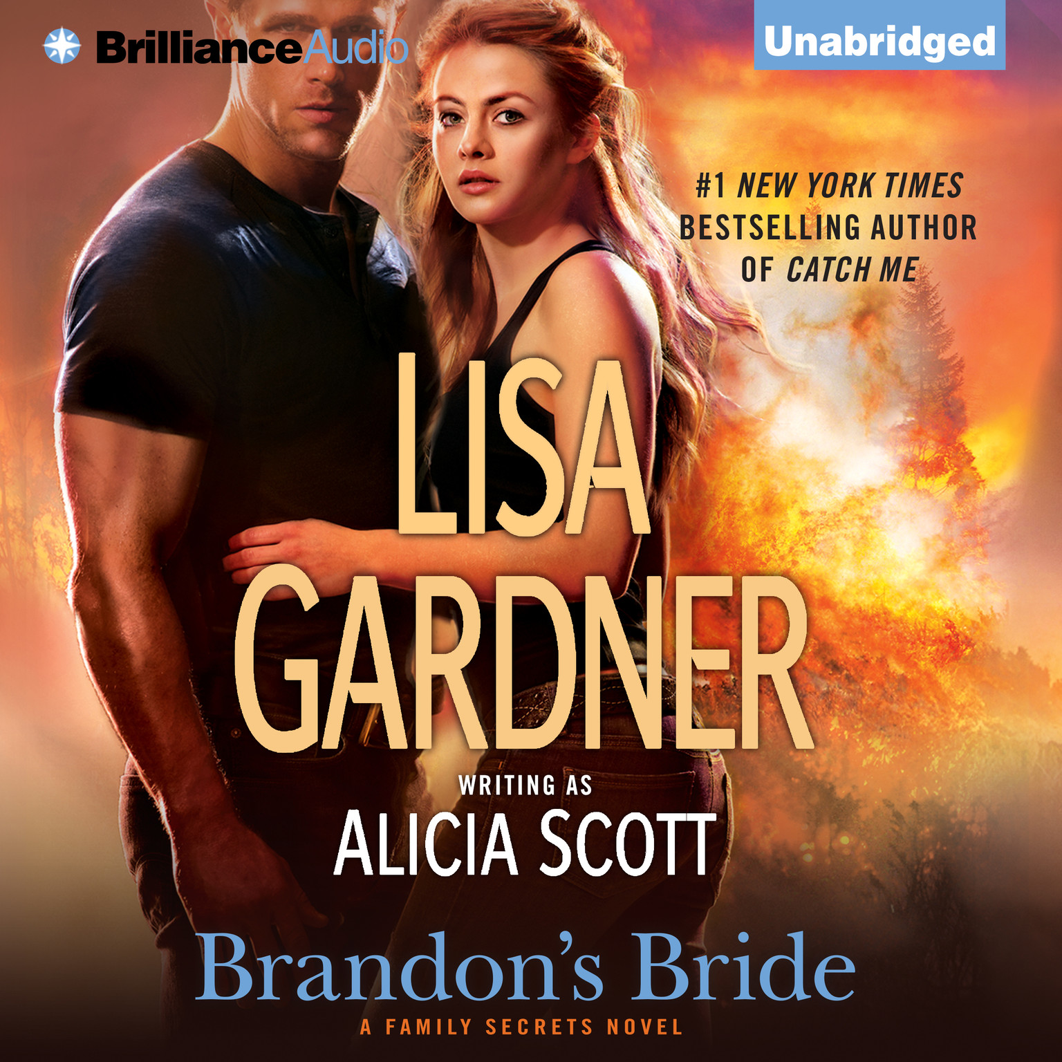 Printable Brandon's Bride Audiobook Cover Art