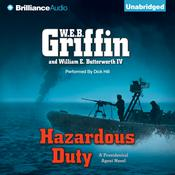 Hazardous Duty Audiobook, by W. E. B. Griffin, William E. Butterworth