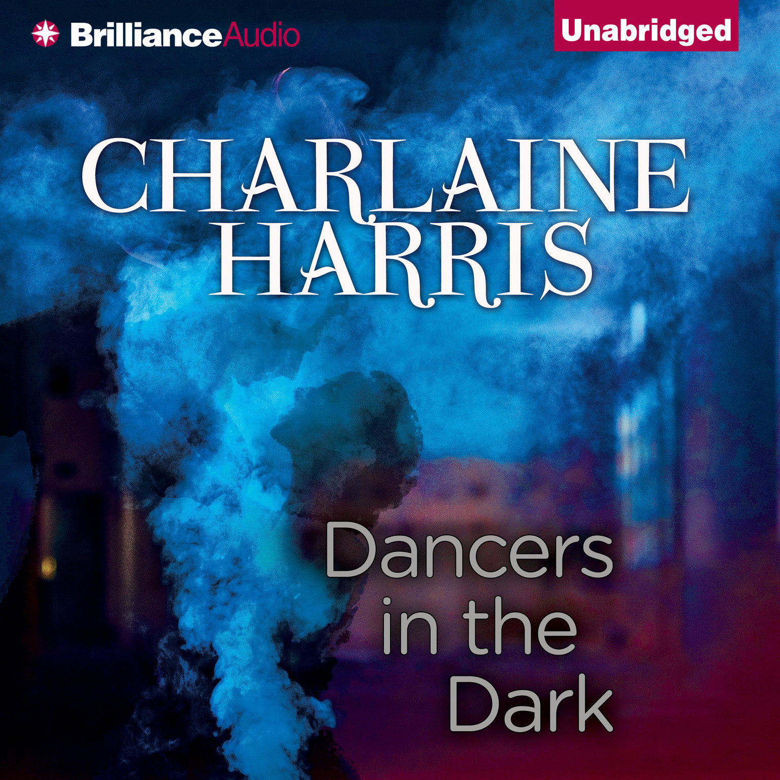 Printable Dancers in the Dark Audiobook Cover Art