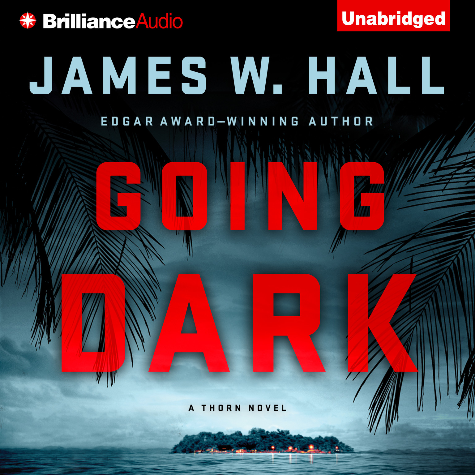 Printable Going Dark Audiobook Cover Art