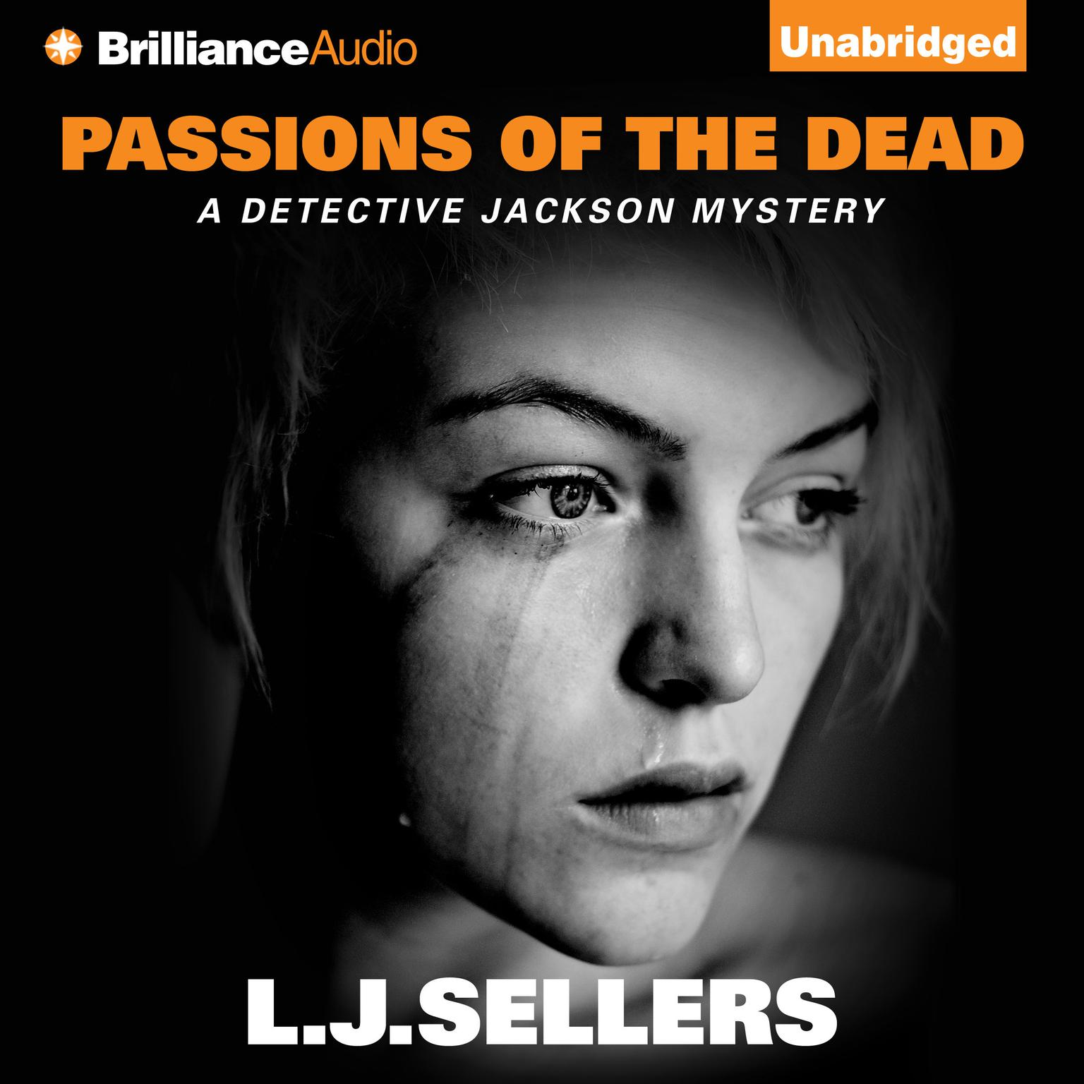 Printable Passions of the Dead Audiobook Cover Art