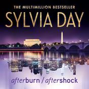 Afterburn and Aftershock: Cosmo Red-Hot Reads from Harlequin Audiobook, by Sylvia Day