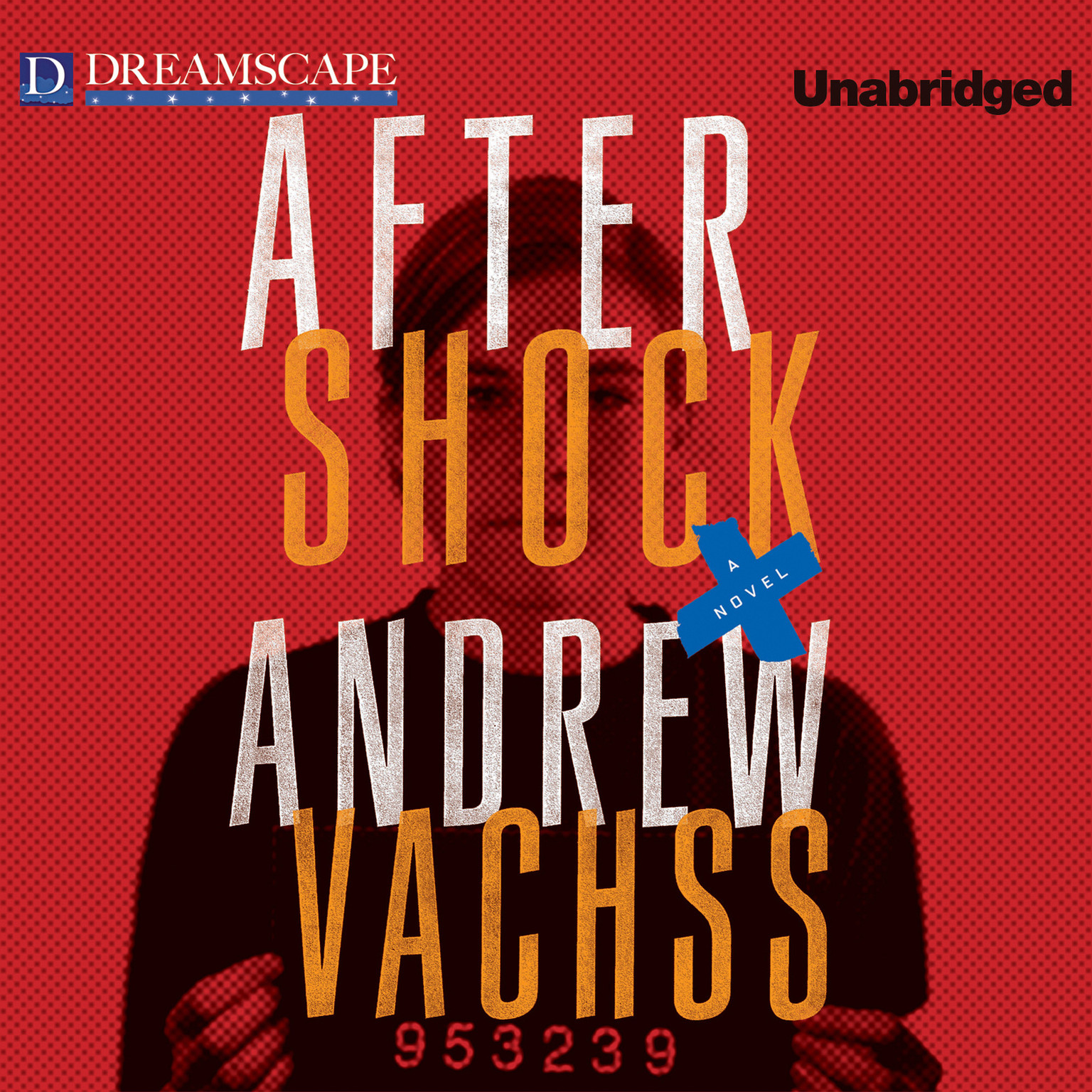 Printable Aftershock Audiobook Cover Art