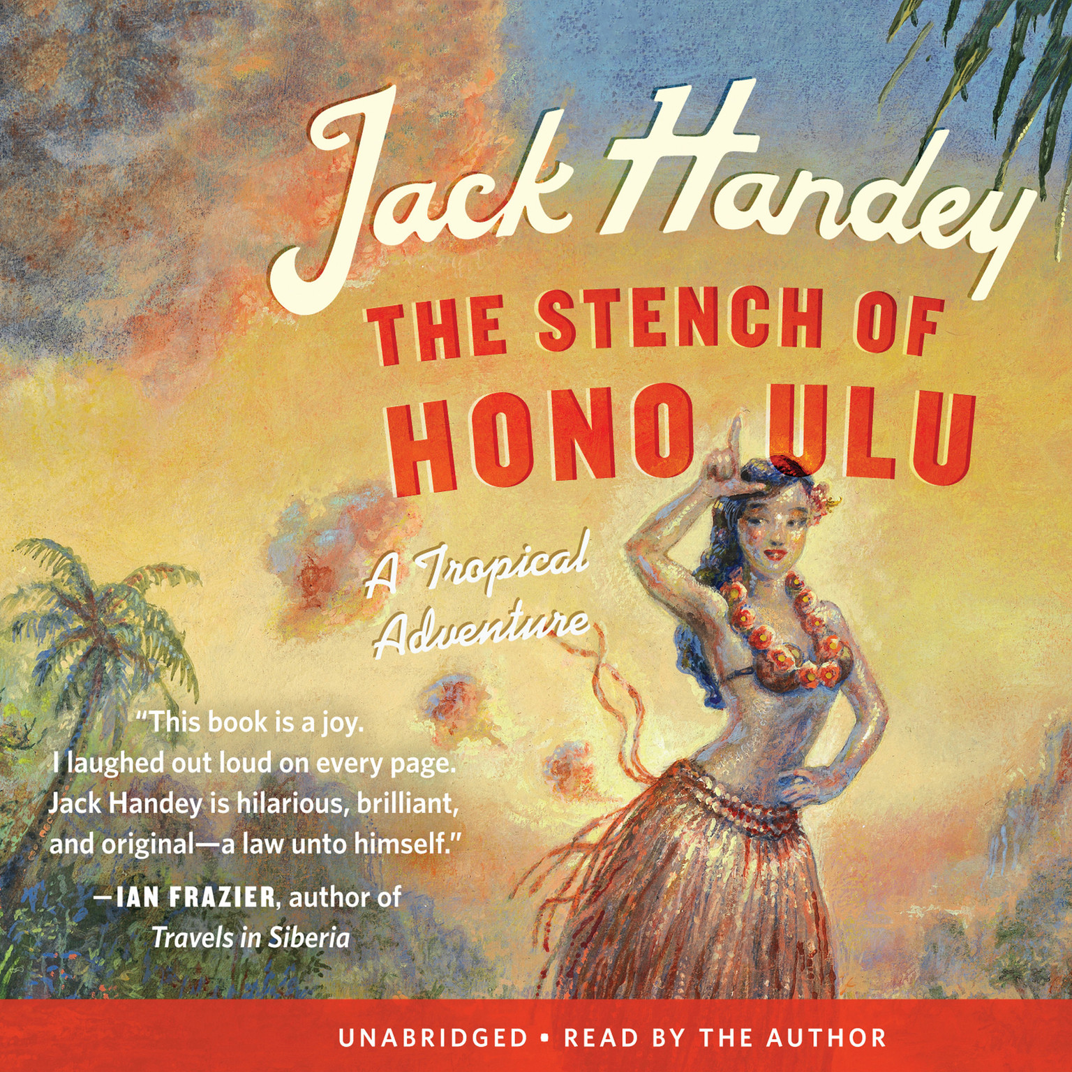 Printable The Stench of Honolulu: A Tropical Adventure Audiobook Cover Art