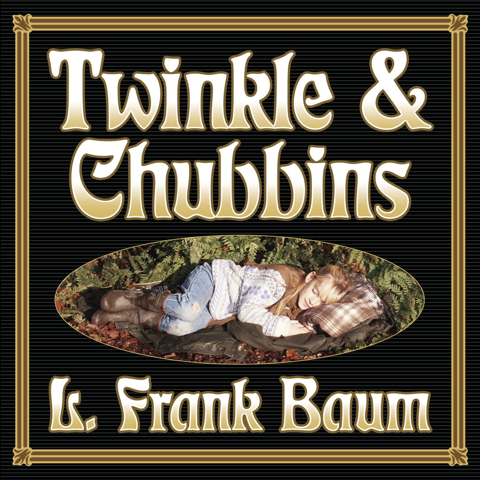 Printable Twinkle and Chubbins Audiobook Cover Art