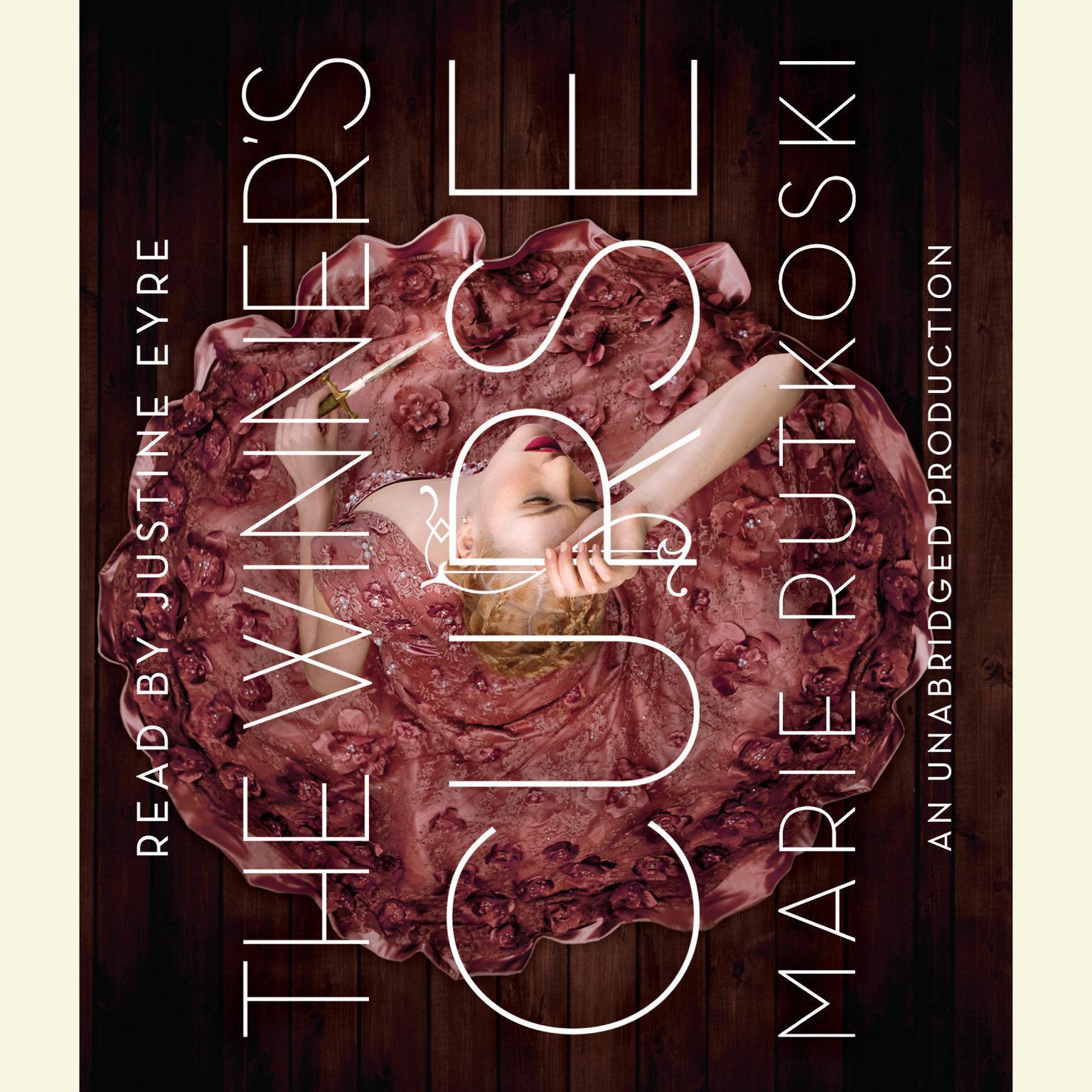 Printable The Winner's Curse Audiobook Cover Art