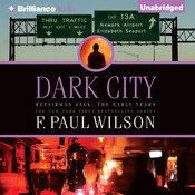 Dark City Audiobook, by F. Paul Wilson