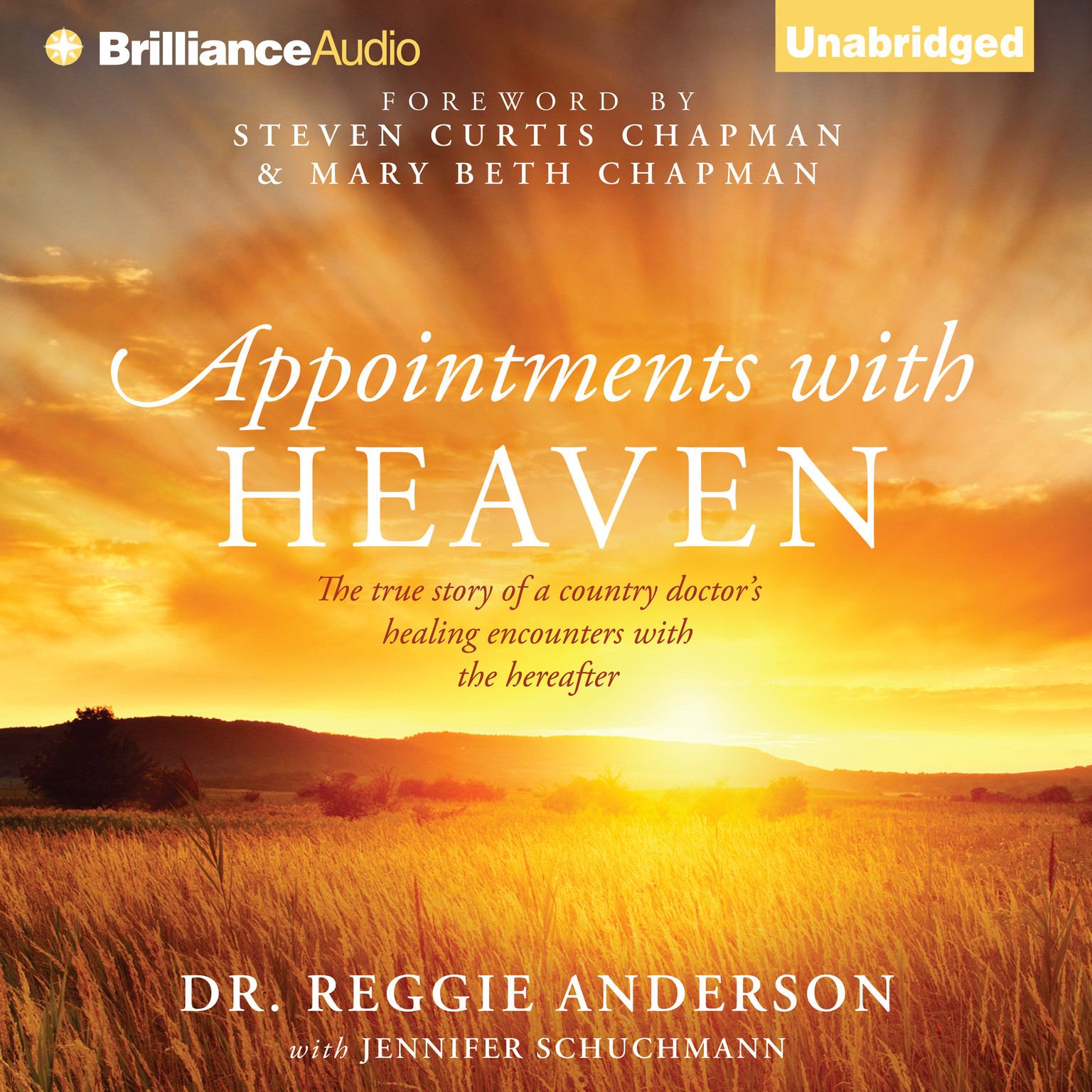 Printable Appointments with Heaven: The True Story of a Country Doctor's Healing Encounters with the Hereafter Audiobook Cover Art