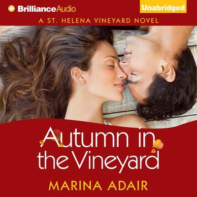 Autumn in the Vineyard Audiobook, by Marina Adair