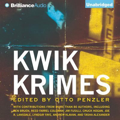 Kwik Krimes Audiobook, by Otto Penzler