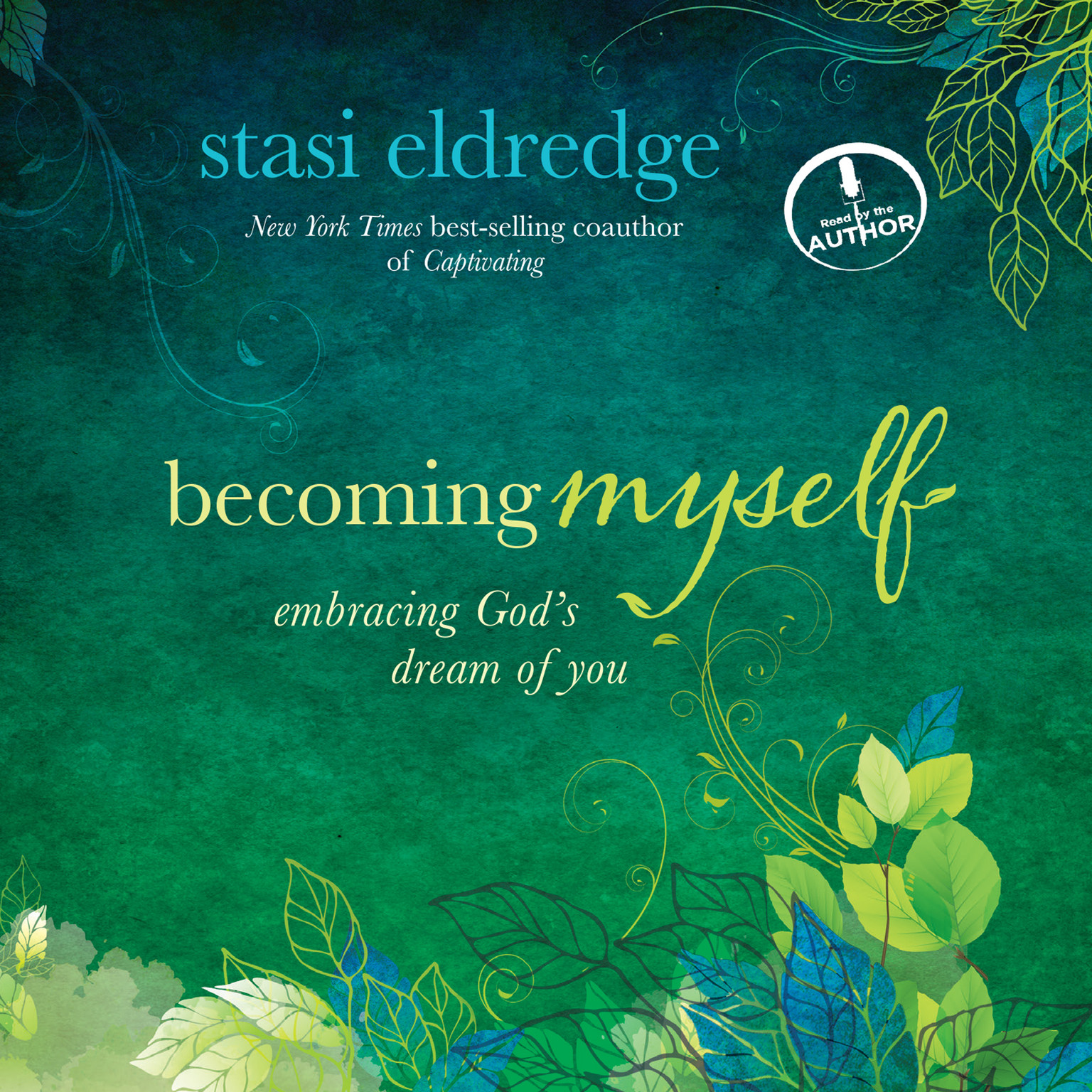 Printable Becoming Myself: Embracing God's Dream of You Audiobook Cover Art