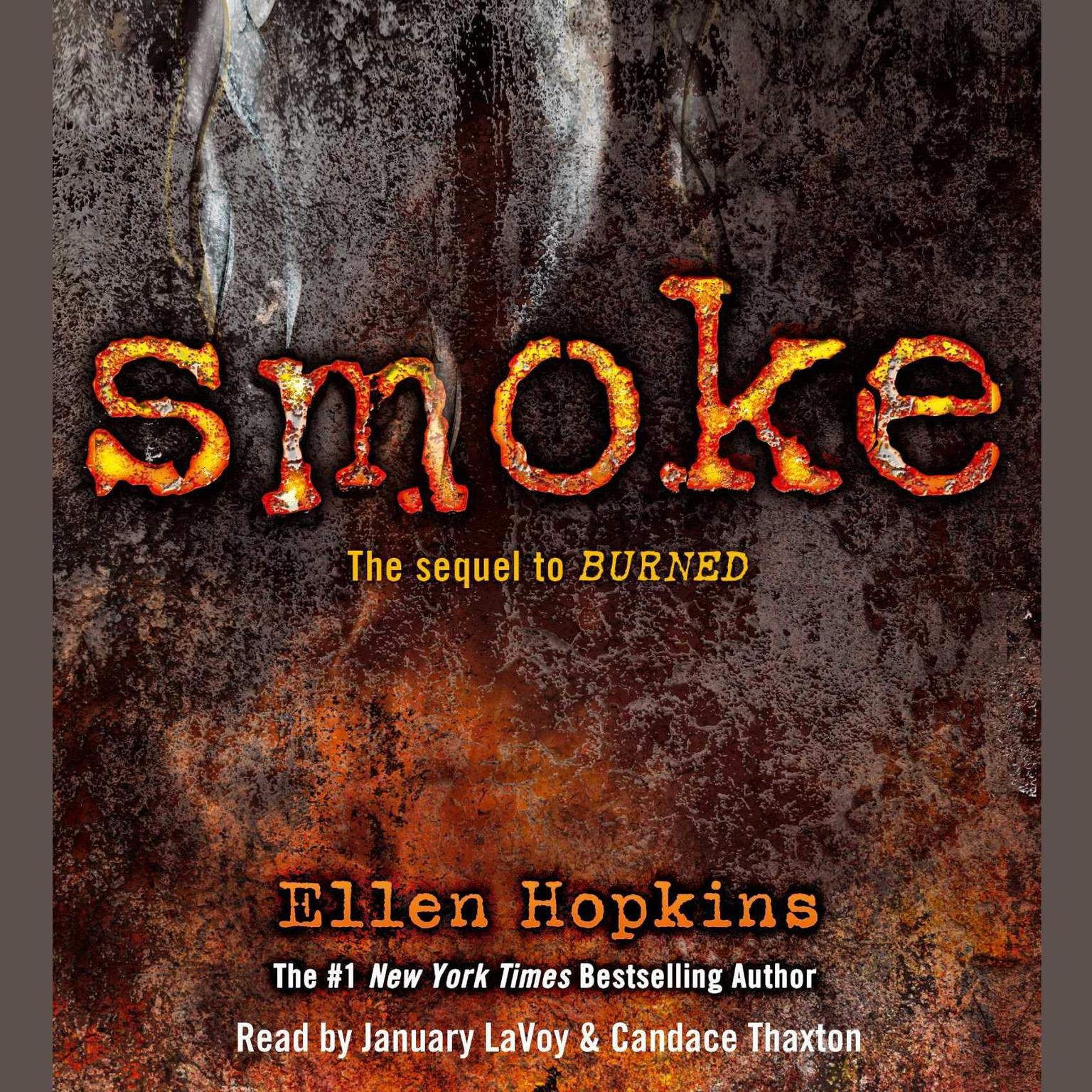 Printable Smoke Audiobook Cover Art