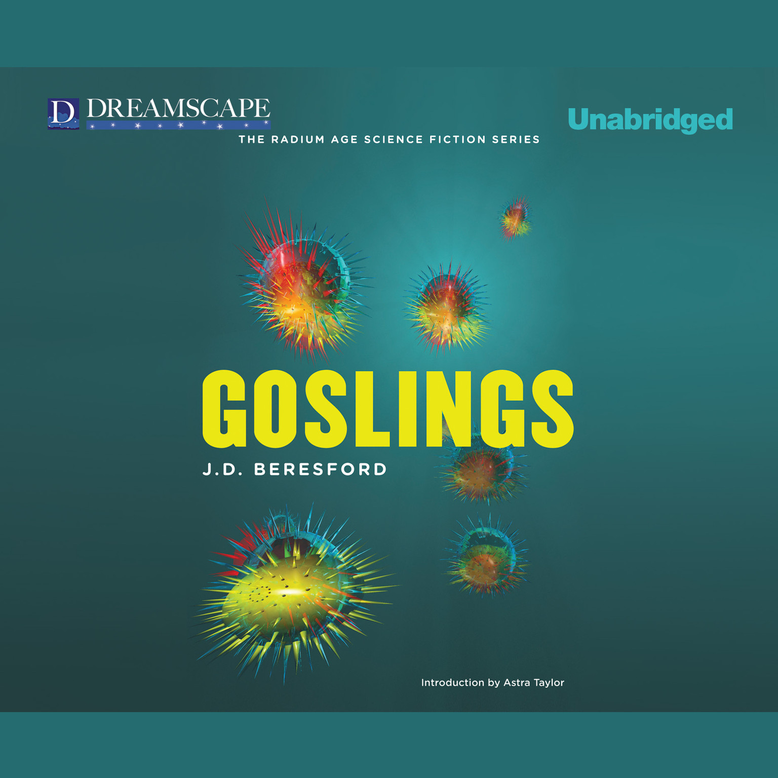 Printable Goslings Audiobook Cover Art