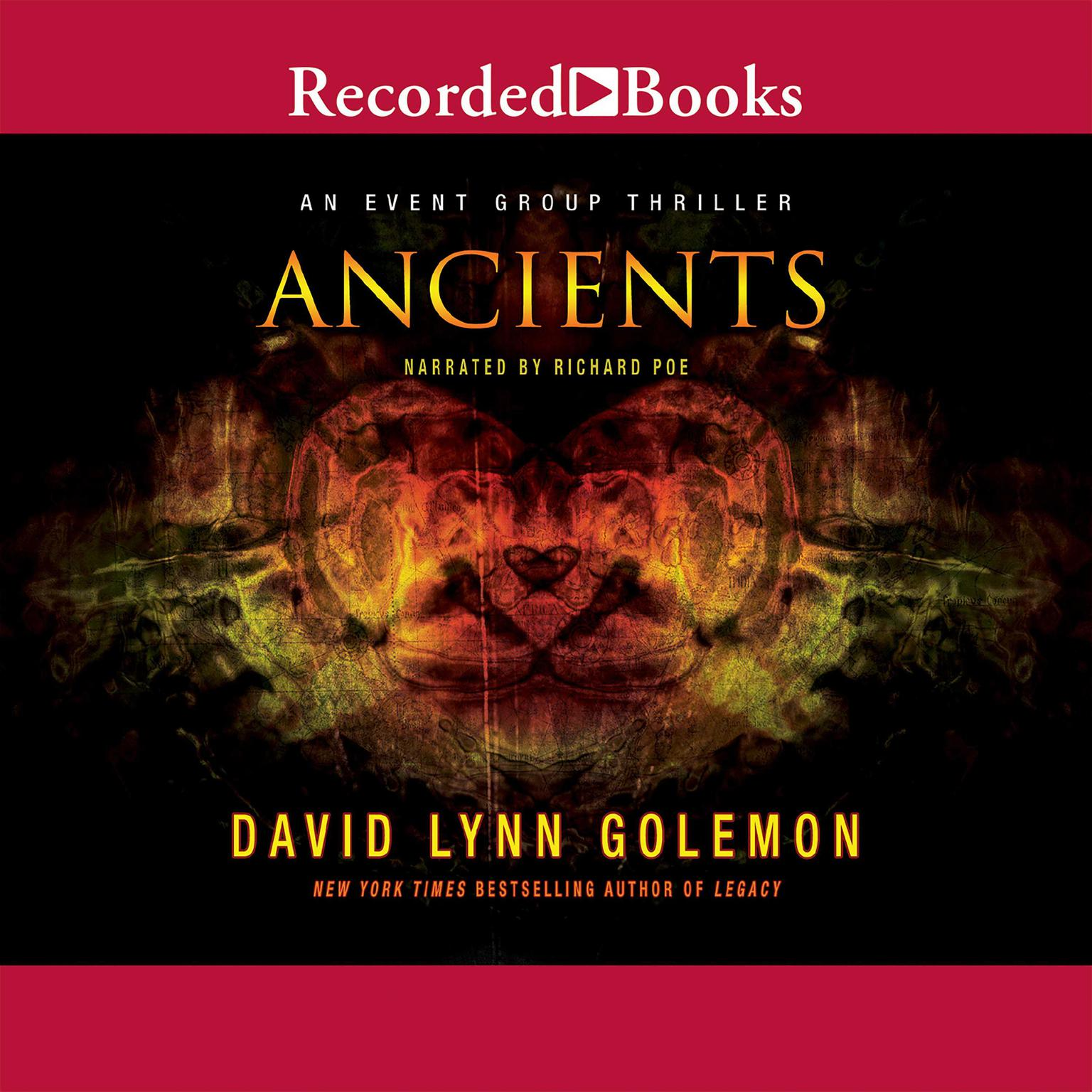 Printable Ancients: An Event Group Thriller Audiobook Cover Art