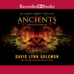Ancients: An Event Group Thriller Audiobook, by David L. Golemon