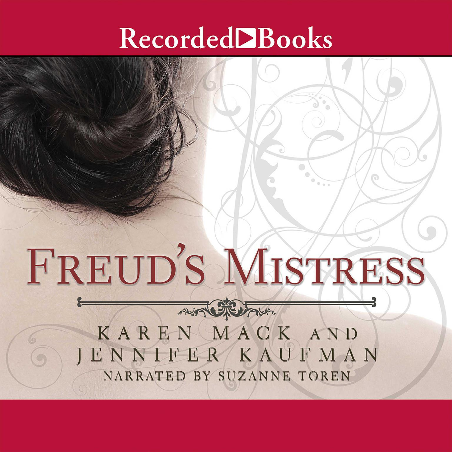Printable Freud's Mistress Audiobook Cover Art