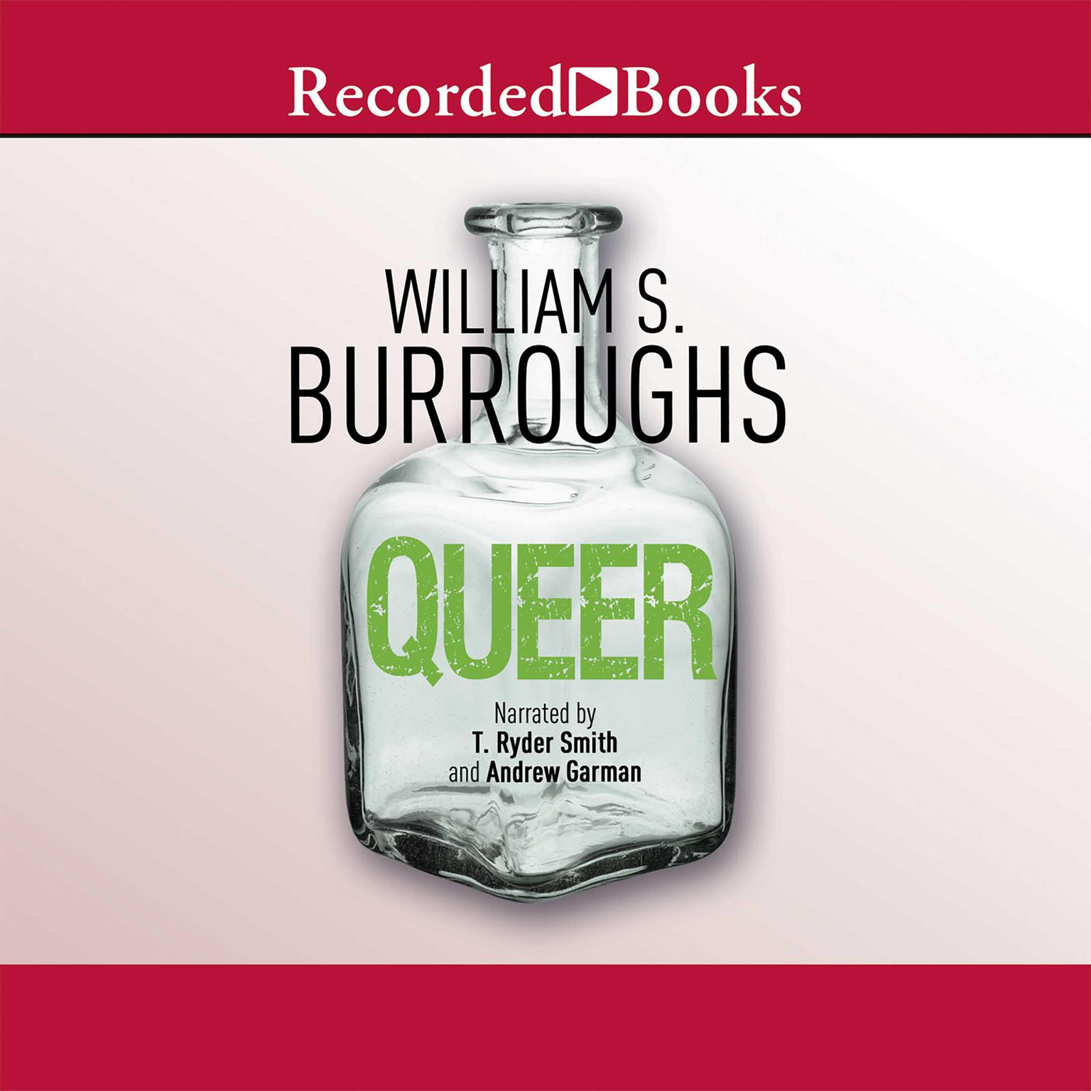Printable Queer Audiobook Cover Art