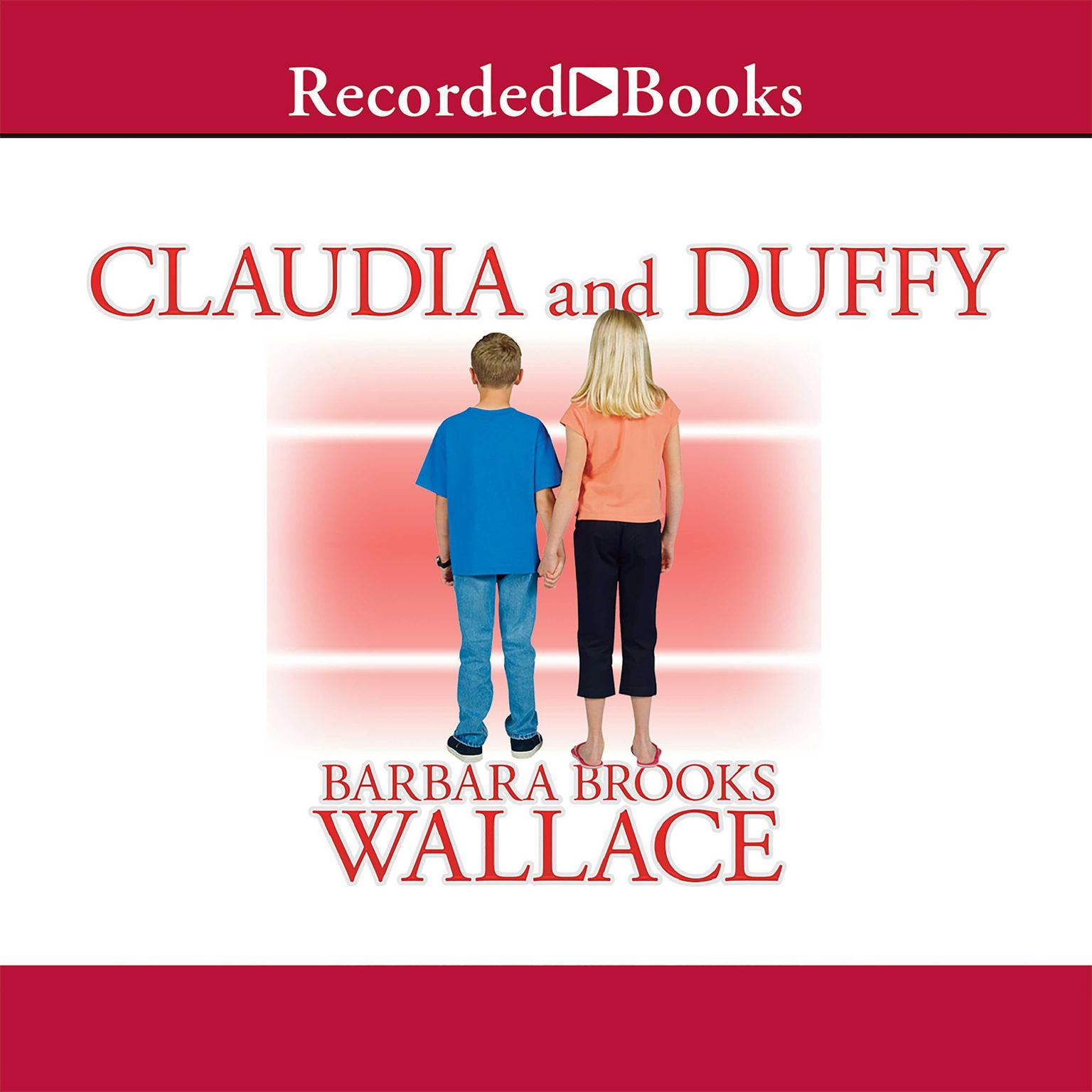 Printable Claudia and Duffy Audiobook Cover Art