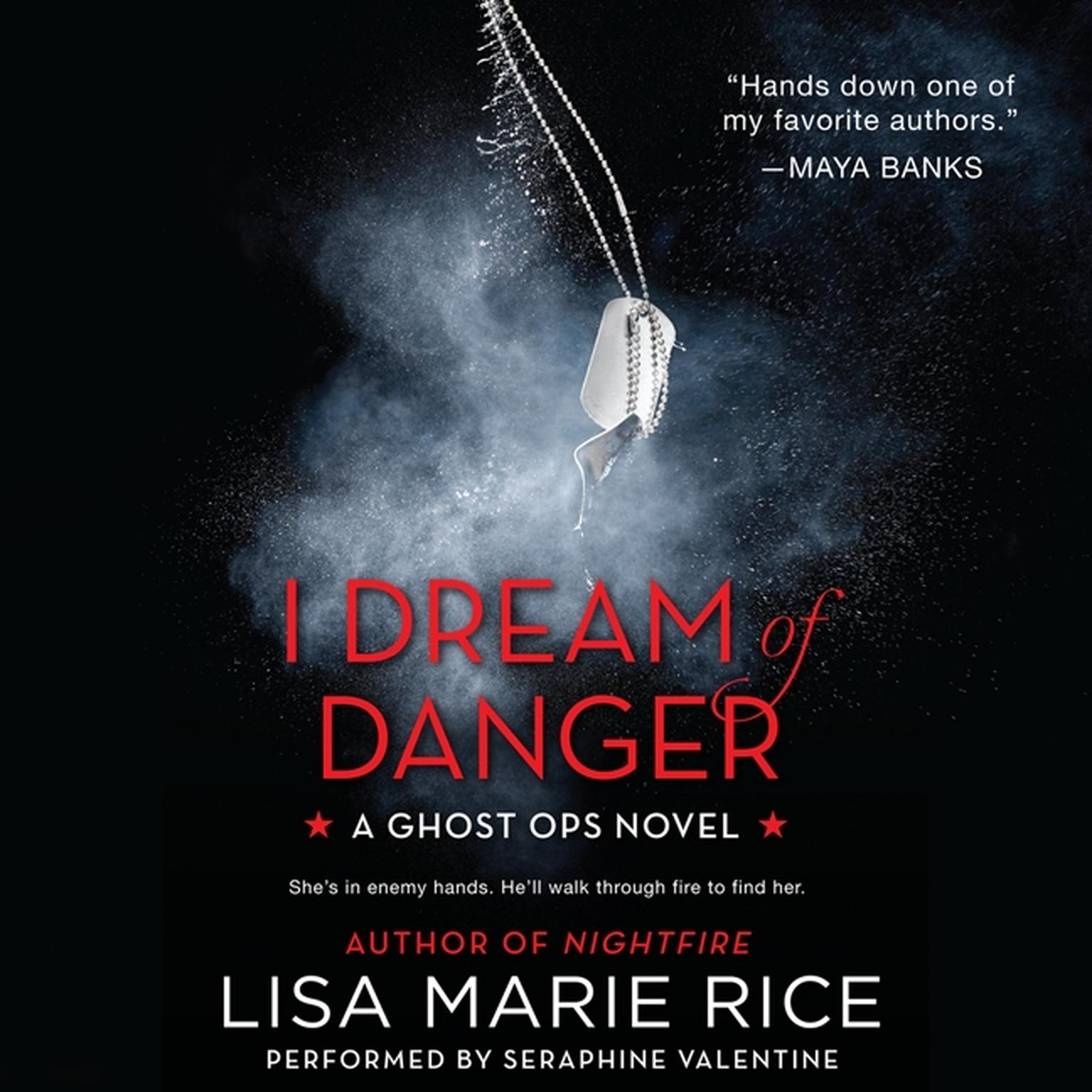 Printable I Dream of Danger: A Ghost Ops Novel Audiobook Cover Art