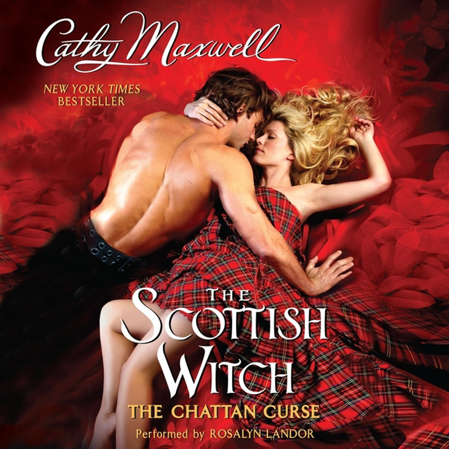Printable The Scottish Witch: The Chattan Curse Audiobook Cover Art