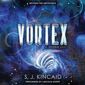 Vortex Audiobook, by S. J. Kincaid