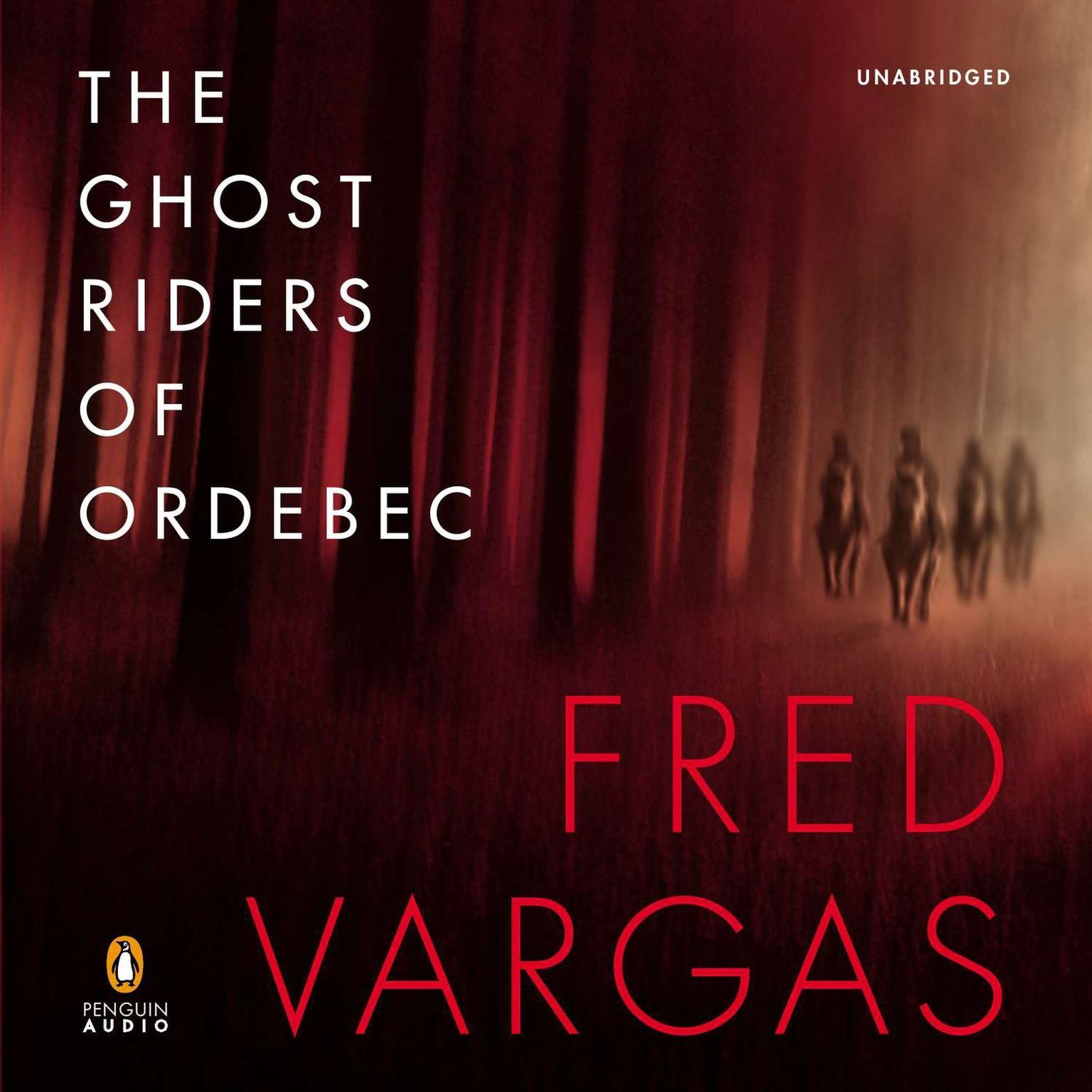 Printable The Ghost Riders of Ordebec: A Commissaire Adamsberg Mystery Audiobook Cover Art