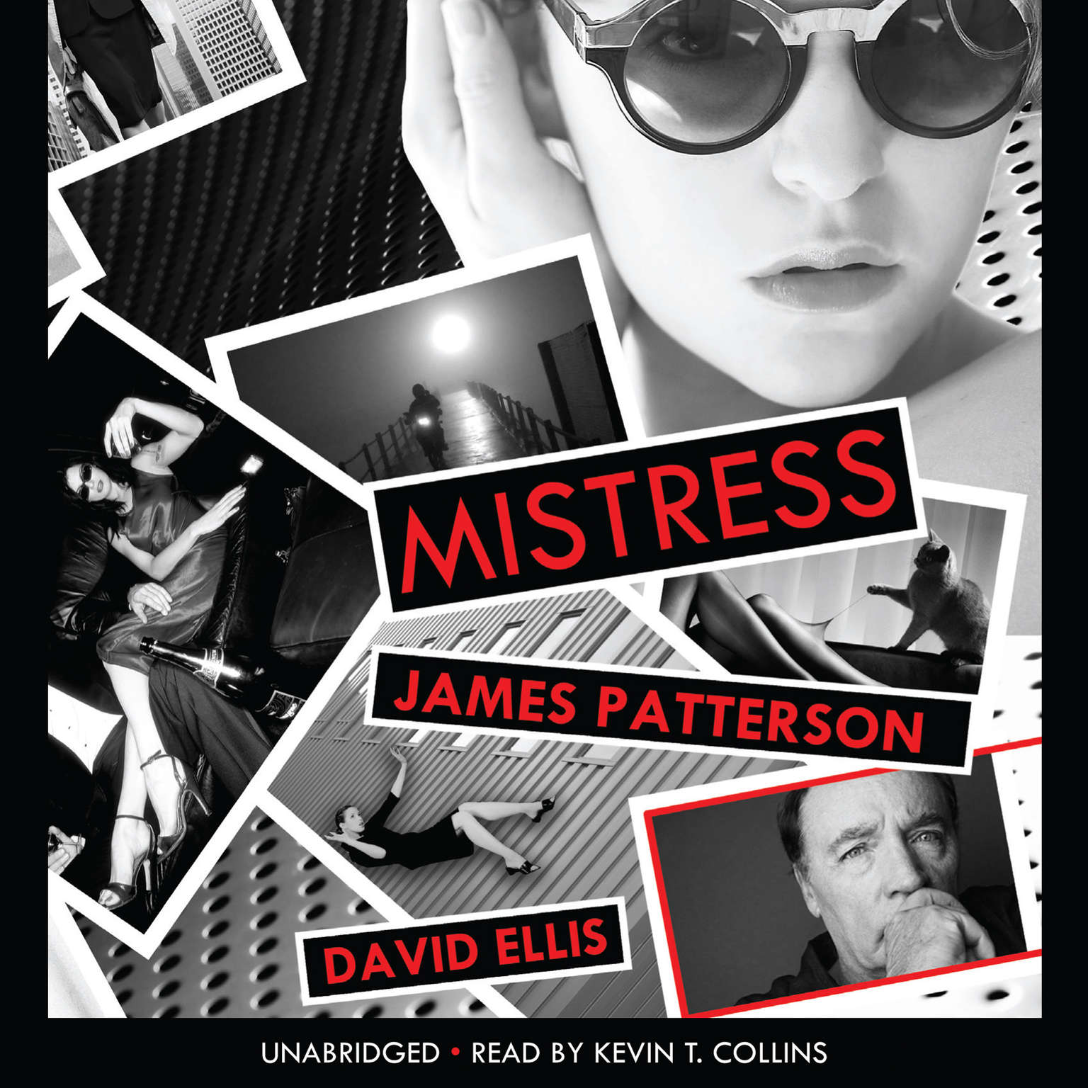 Printable Mistress Audiobook Cover Art