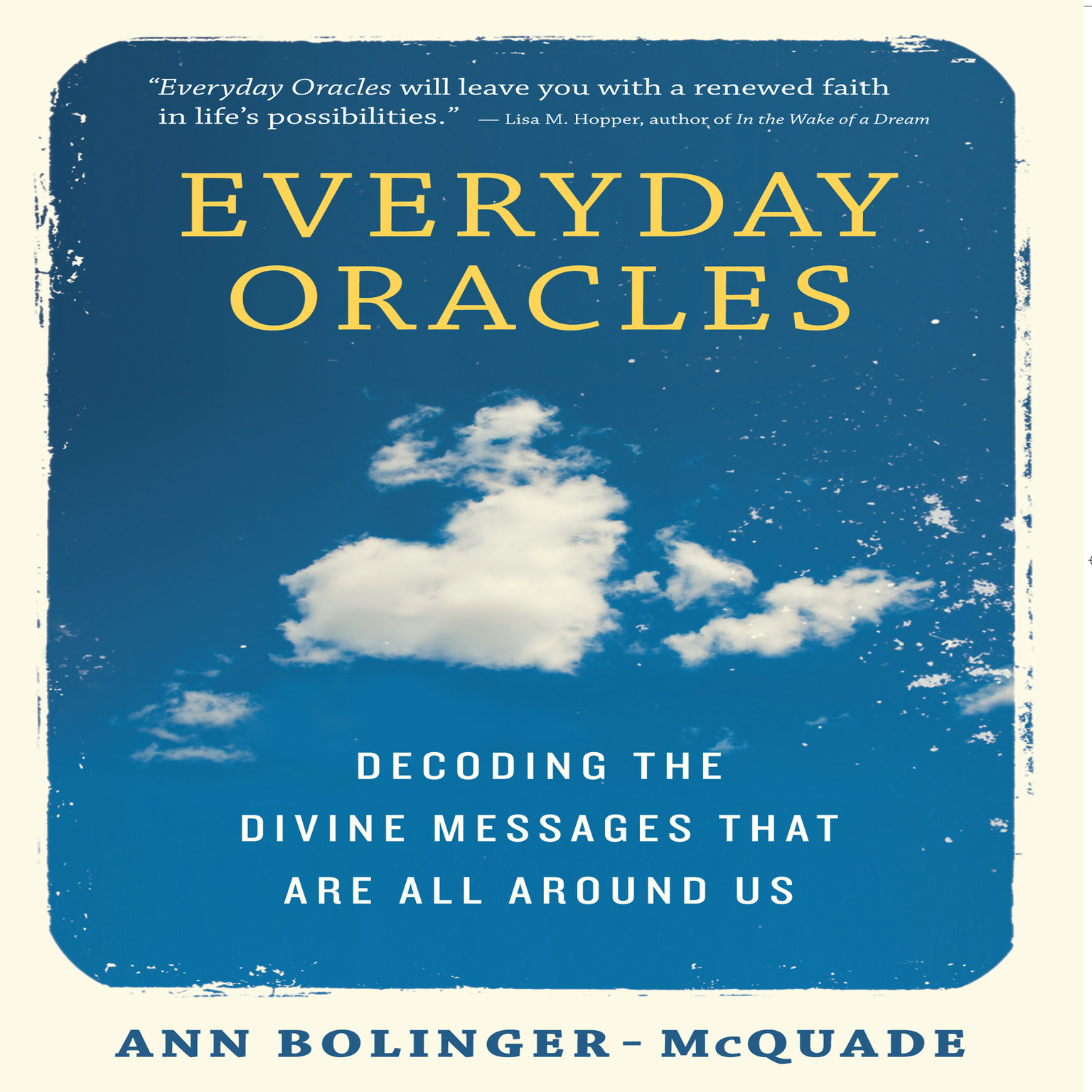 Printable Everyday Oracles: Decoding the Divine Messages That Are All Around Us Audiobook Cover Art