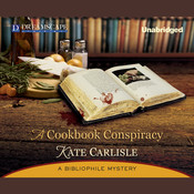 A Cookbook Conspiracy Audiobook, by Kate Carlisle