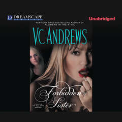 Forbidden Sister Audiobook, by V. C. Andrews