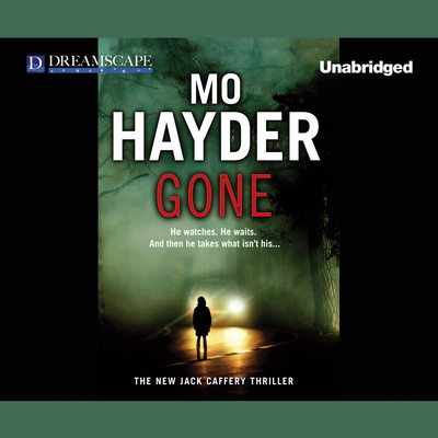 Gone Audiobook, by Mo Hayder